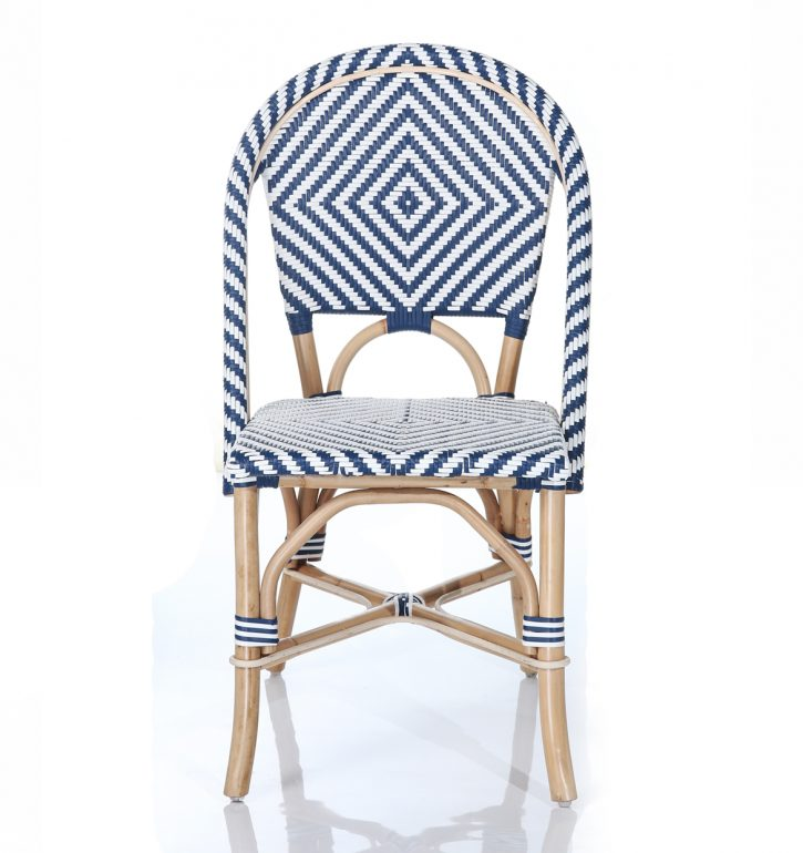 Barcelona Side Chair Lincoln Brooks Furniture