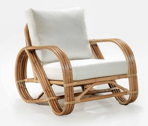 Pretzel armchair_LS