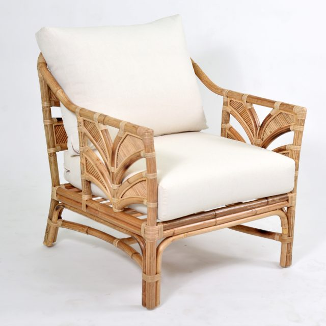 Sienna barchair rattan commercial furniture supplier for Cool armchairs