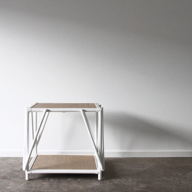 Rattan table