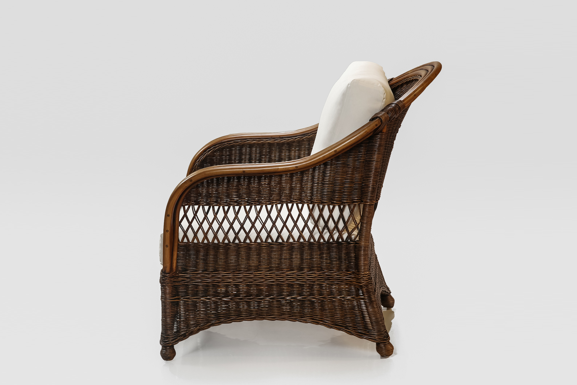 Bohol Armchair Side Ls Rattan Commercial Furniture Supplier