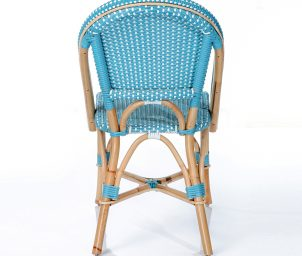 Barcelona side chair delos_white_back_WS