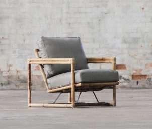 Box armchair_LS