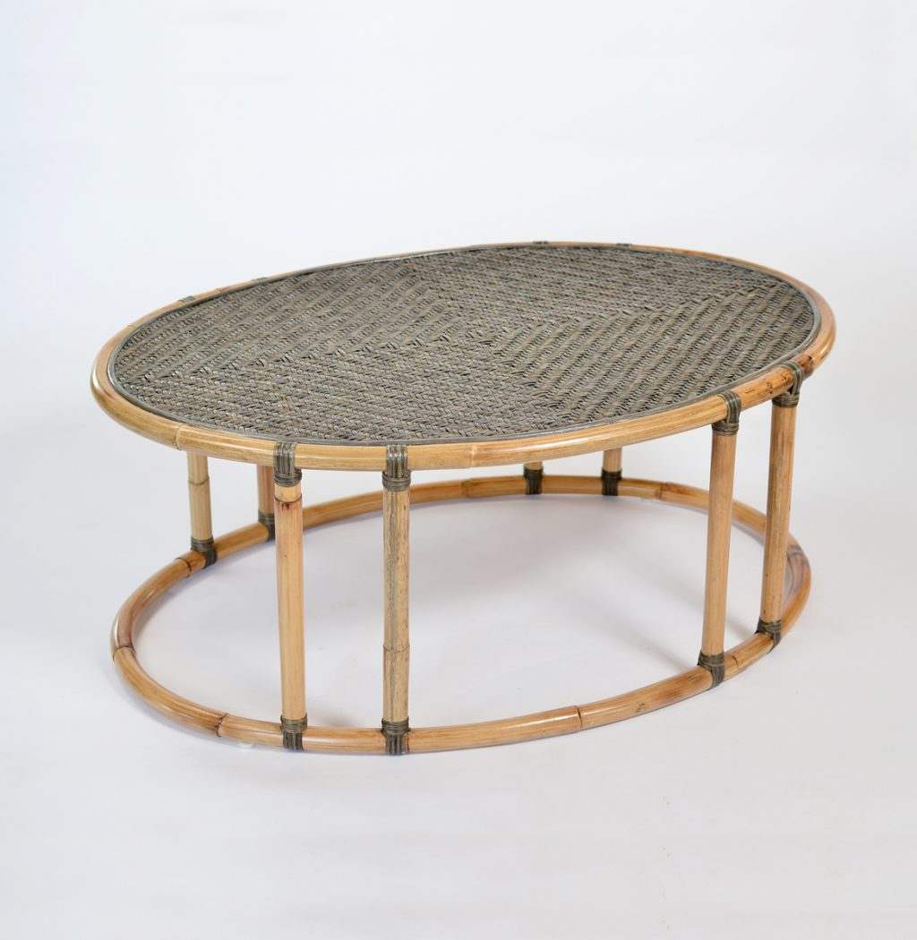 Compass Coffee Table Rattan Commercial Furniture Supplier