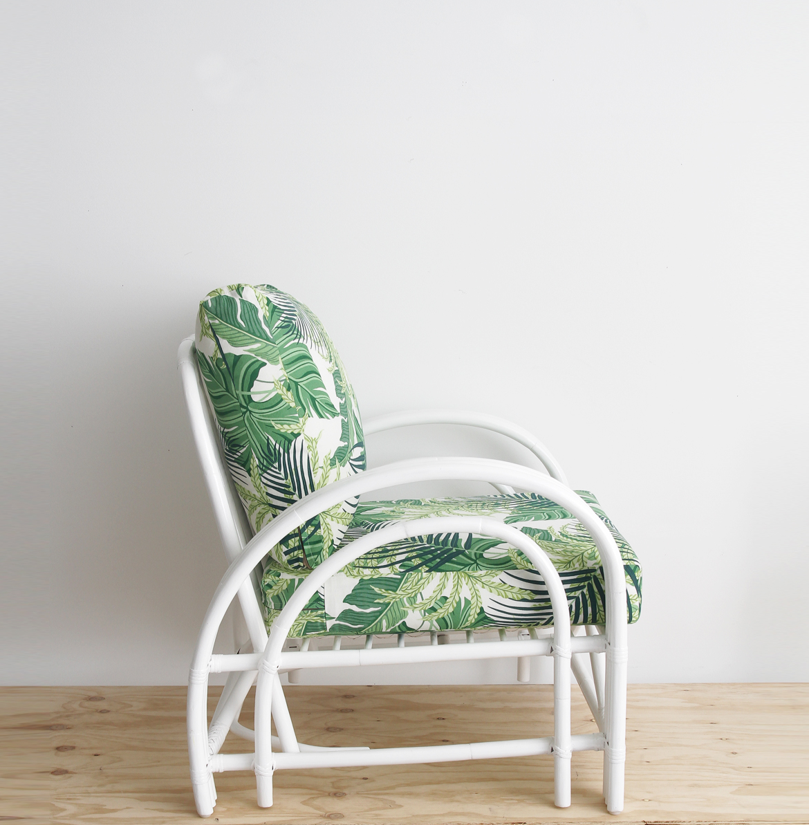 Deco Armchair Side Ws Right Rattan Commercial Furniture