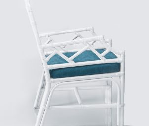 Hump back occasional chair side_WS
