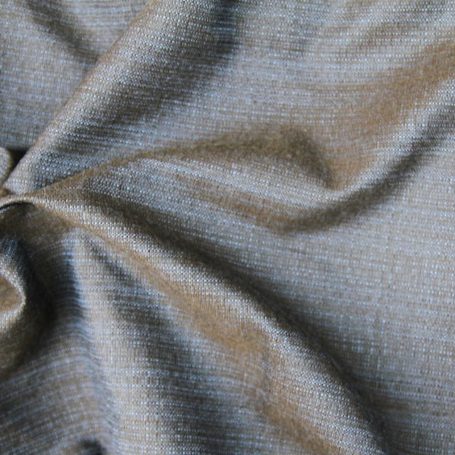 Sunbrella Linen Blue Black