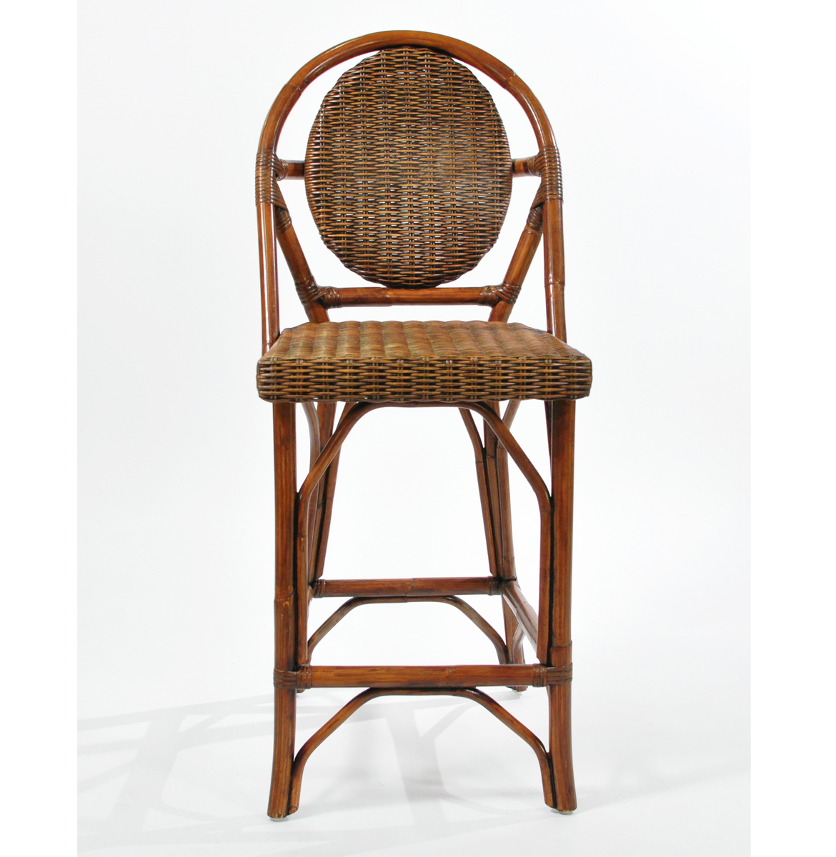 french cafe barstool rattan commercial furniture supplier