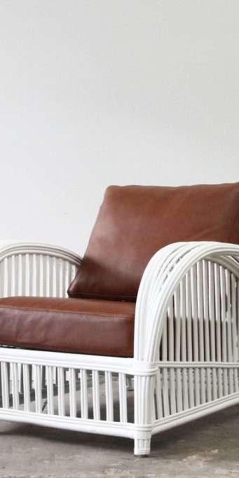 Beaufort armchair leather_LS