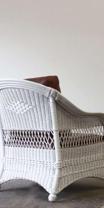 Bohol armchair _leather_ Back_LS