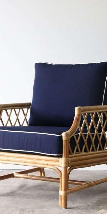 Catalina armchair navy_LS