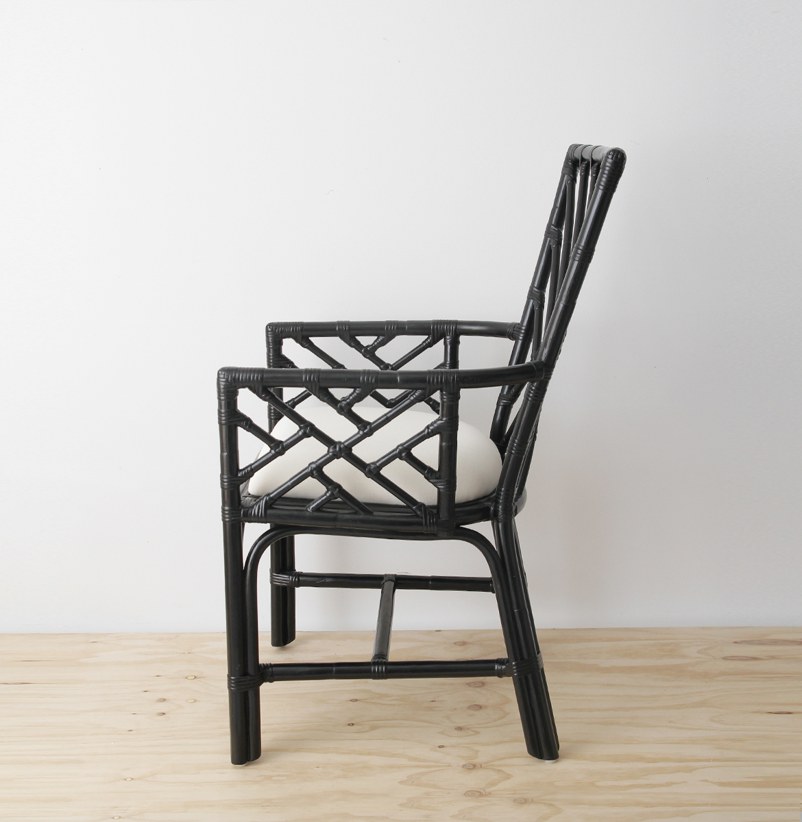 Chinese Chippendale carver chair