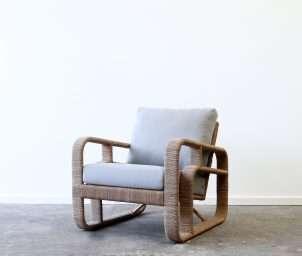 Corda armchair taupe_LS