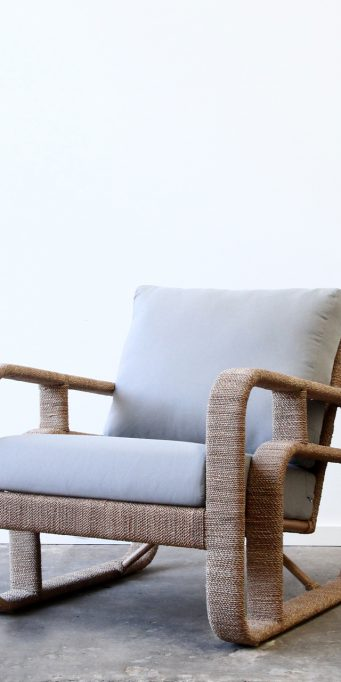 Corda armchair taupe_LS