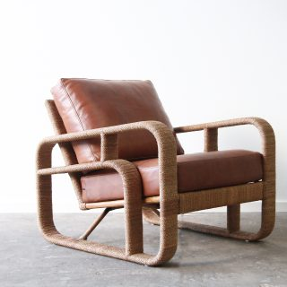 Rope armchair