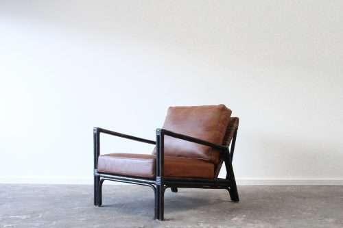 Scandinavia rattan armchair