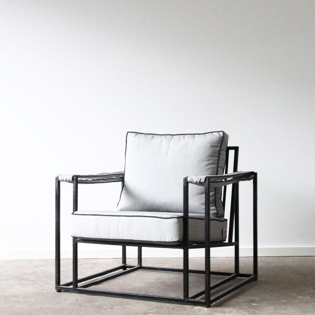 Metal Box chair