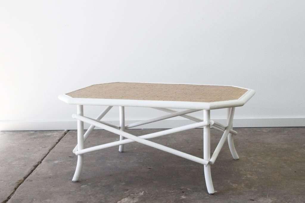 Rattan Gypsy coffee table