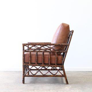 British Colonial armchair