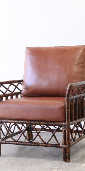 Helix armchair leather_LS