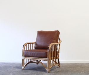 Makay armchair low back_LS