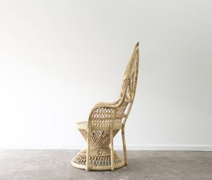 Natural peacock chair side_LS