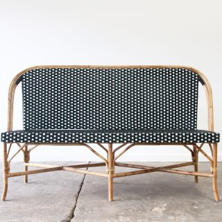 woven cafe furniture