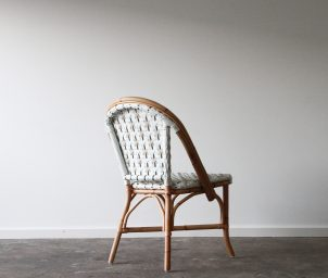 New orleans side chair_papaya weave_back_LS