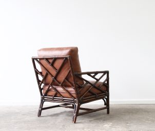Palm Springs armchair B dark back_LS