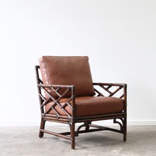 Chippendale armchair