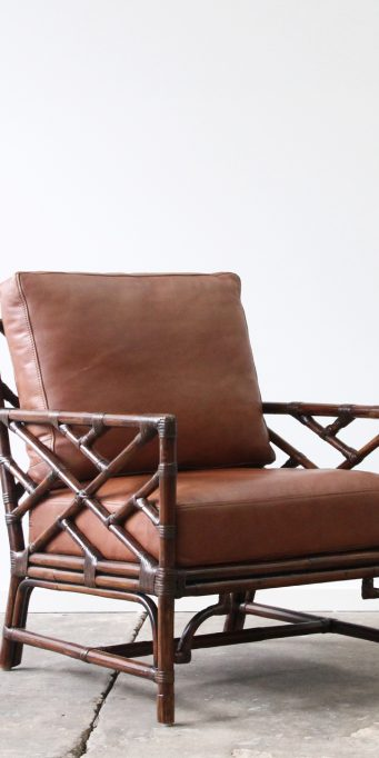 Palm Springs armchair B dark_LS