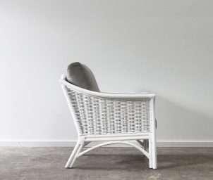 Pavillion armchair_SIDE)LS