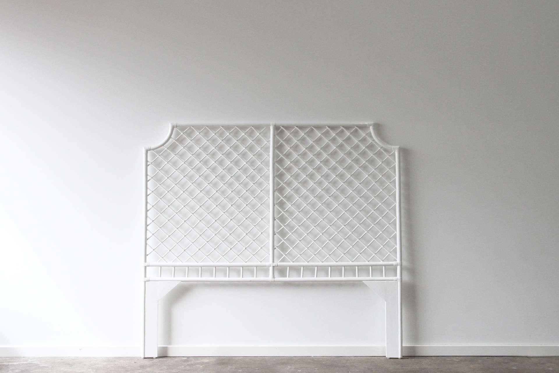 Santa Monica Headboard Rattan Commercial Furniture Supplier