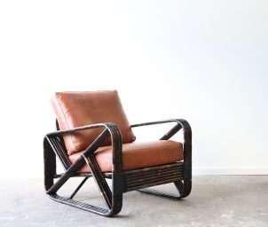 Style 473 armchair ebonised_LS
