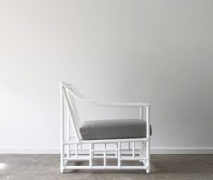 Abode armchair no back)LS