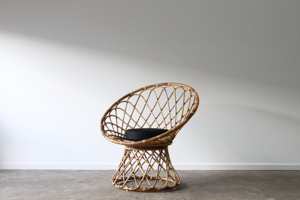 Rattan feature