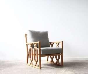 Imperial court teak armchair_LS