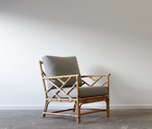 Palm springs armchair Manau_LS