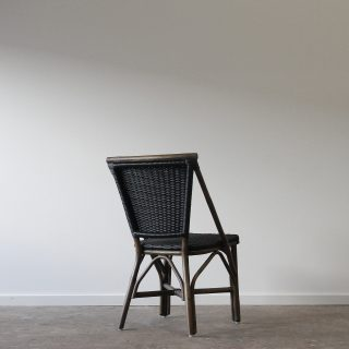 Cane cafe side chair