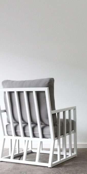 Trellis armchair back_LS