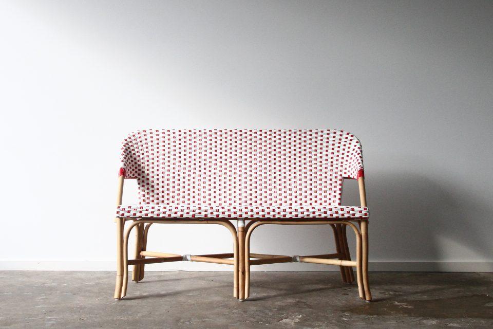 Cafe bench seating