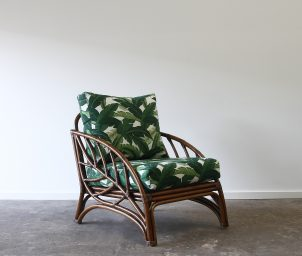 Botanica armchair tropical_LS