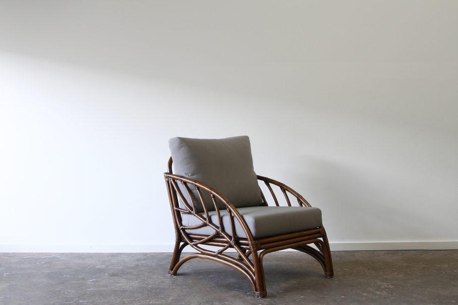 Botanical armchair