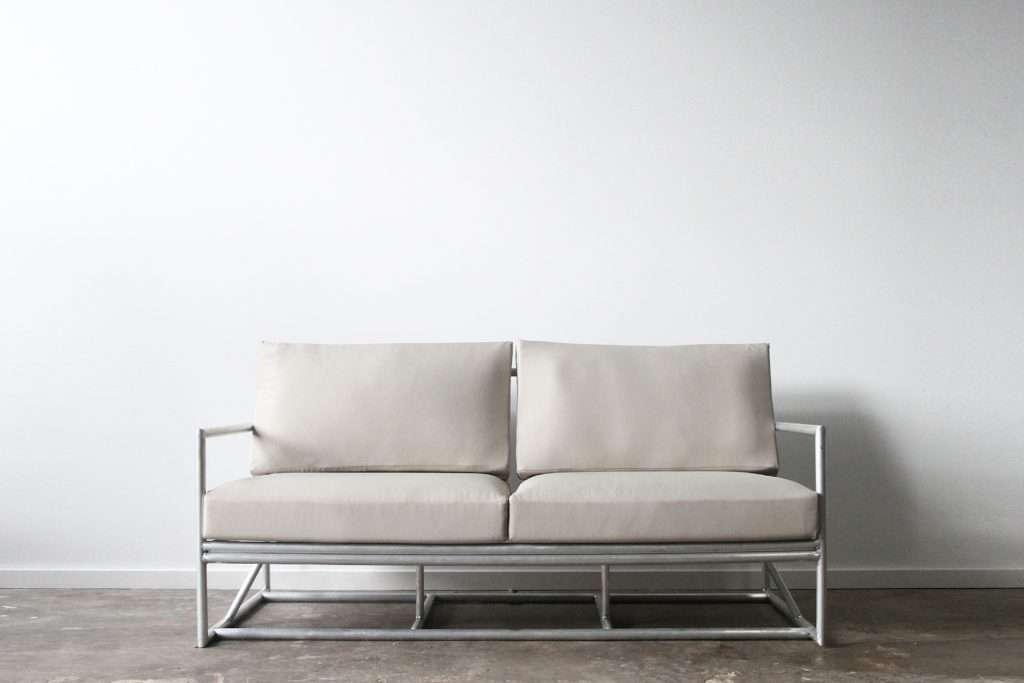 Aluminium Ghost lounge