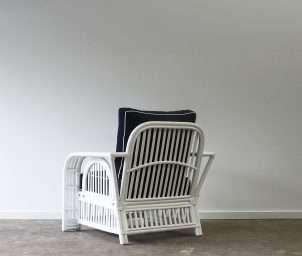 Keylargo armchair navy_LS