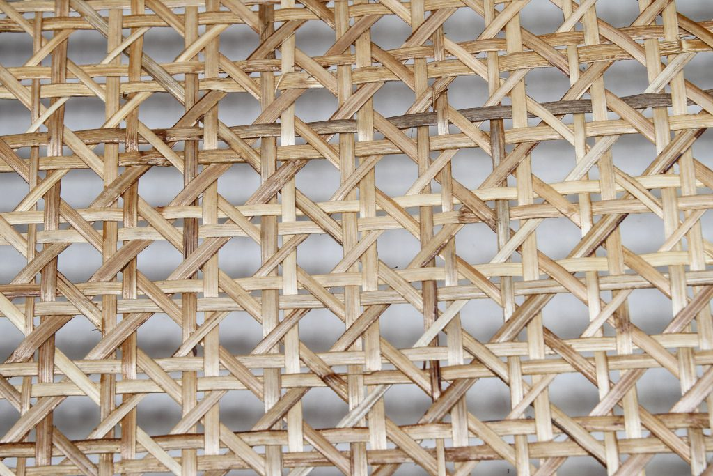 Open Weave Cane Rattan Commercial Furniture Supplier