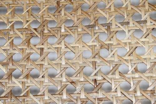 Open Weave Cane