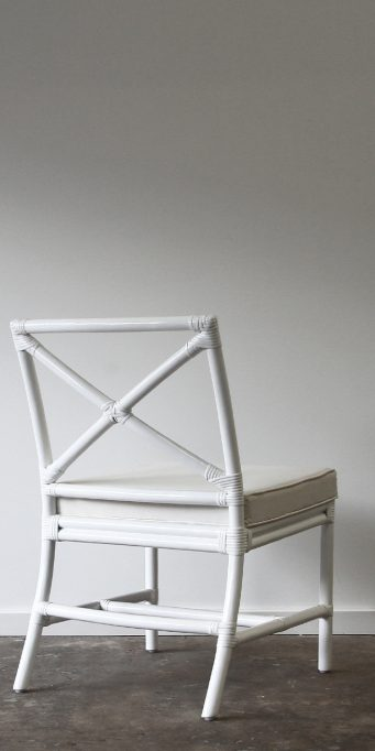 X back dining chair back_LS