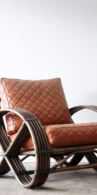 Portifino armchair Ebony_LS