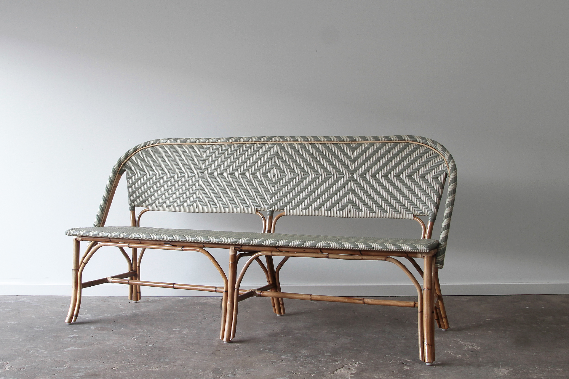 Barcelona Bench Lincoln Brooks Furniture